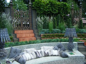 Hampton Court Flower Show Garden