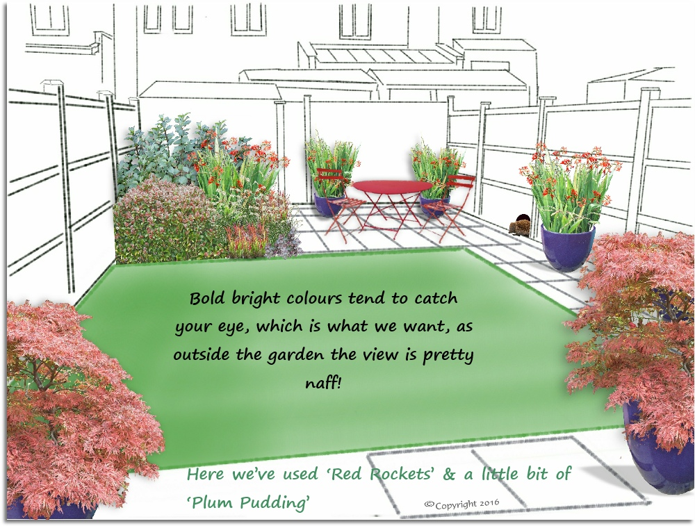 How To Design A Garden potted plants on front porch Making Bigger 3