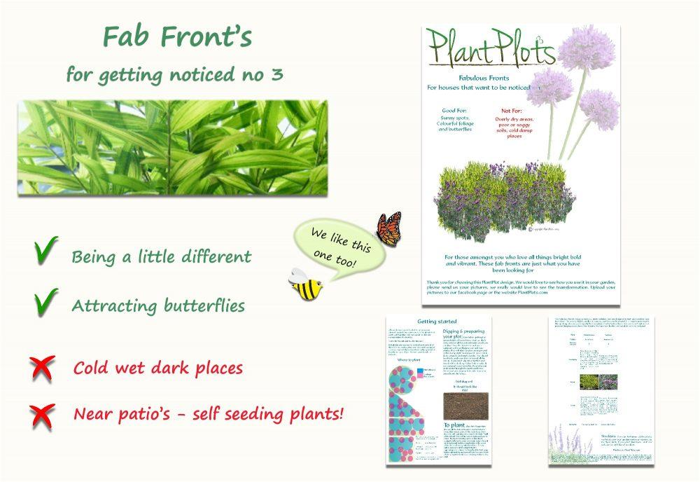 Garden Border Planting Design Plan easy care planting in yellow foliage