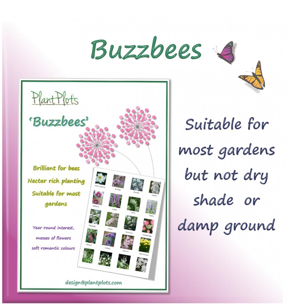 bee friendly garden planting garden design product